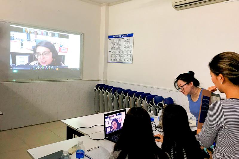 RMIT chia sẻ cách giảng dạy trực tuyến hiệu quả nhất cho giáo viên tiếng Anh trường bạn