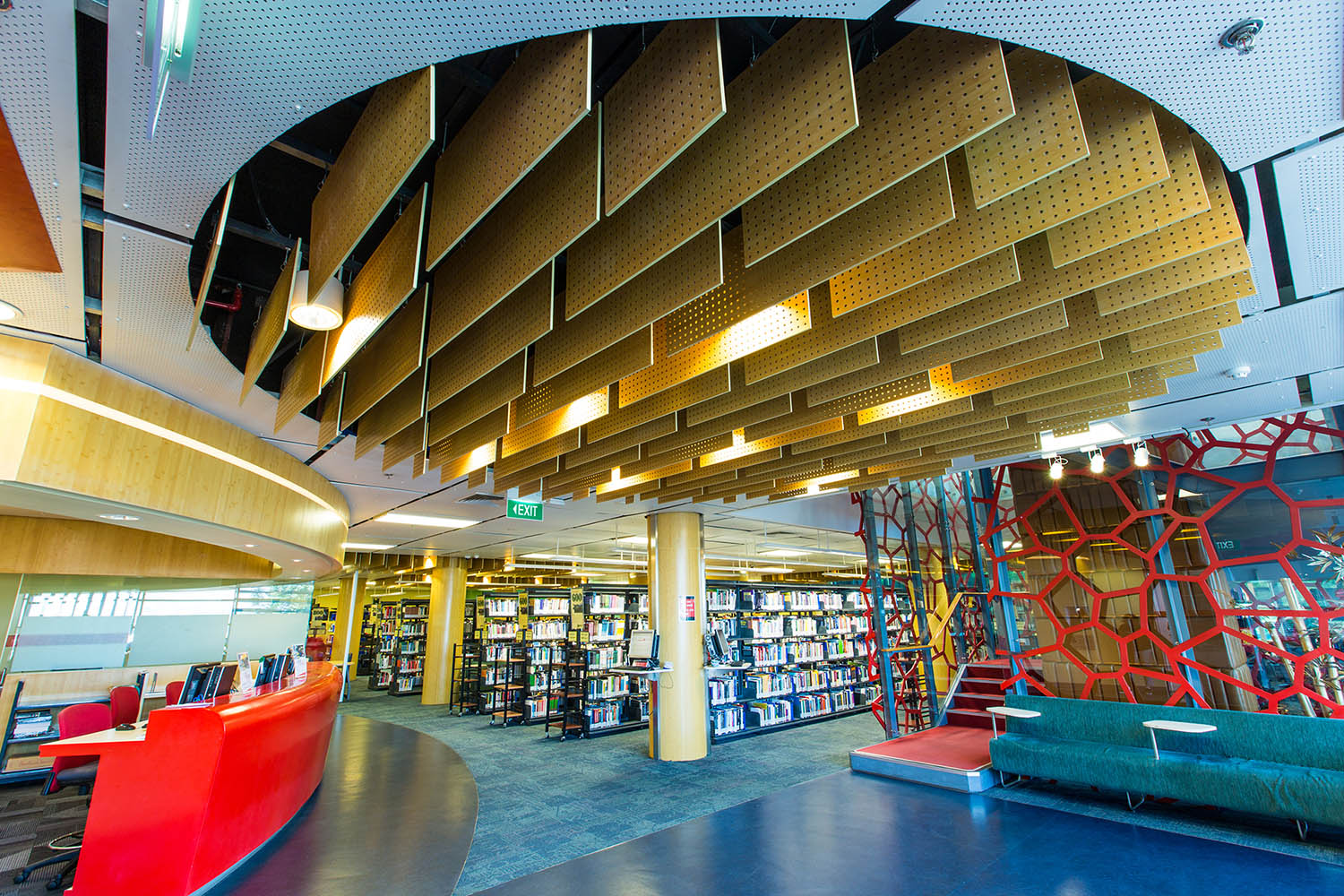 rmit sgs beanland library
