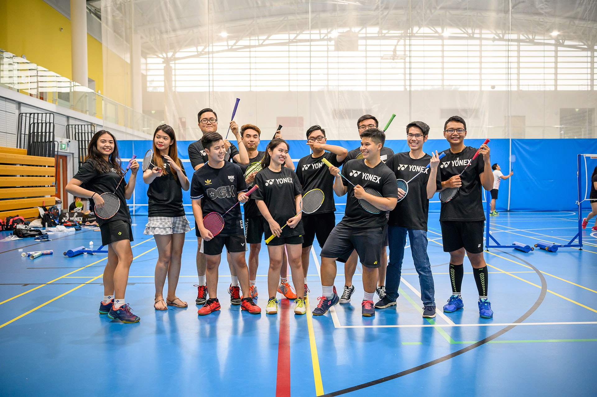 sgs badminton club