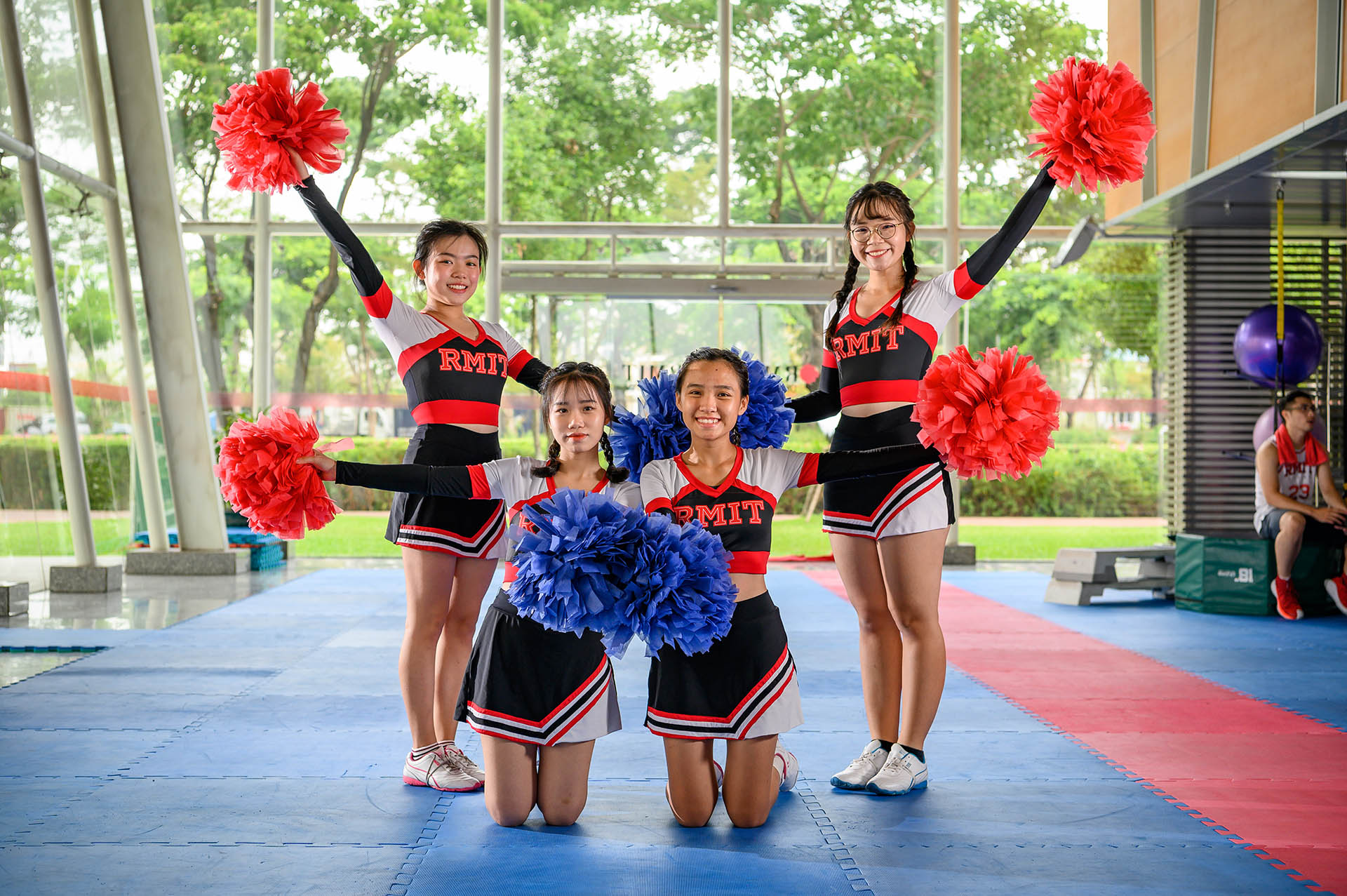 sgs cheerleading club